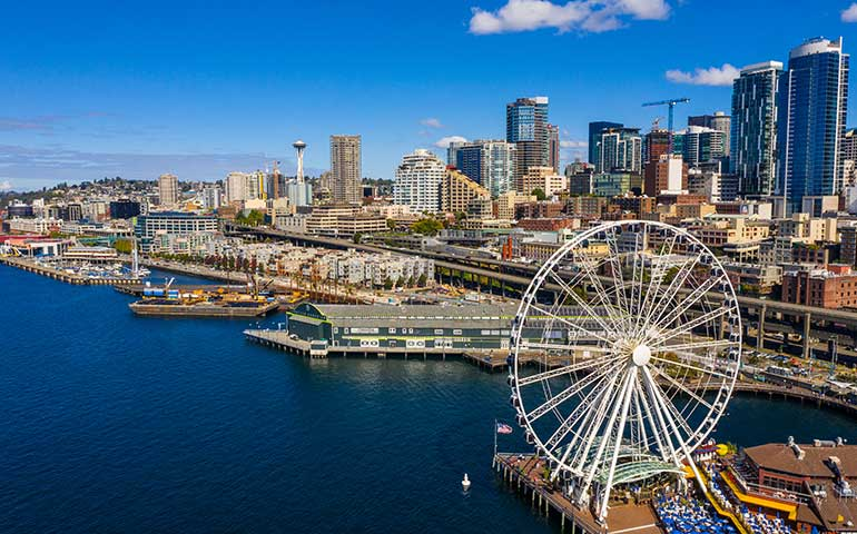 day trip to seattle
