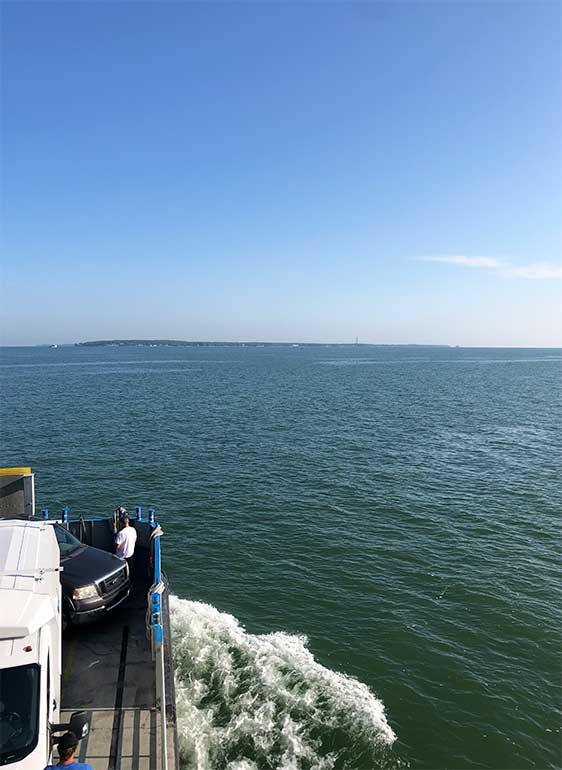 ferry to put in bay