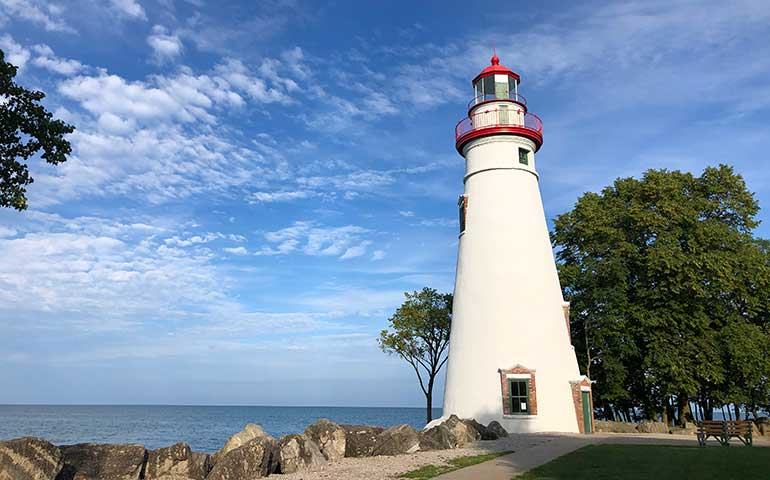 marblehead lighthouse Lake Erie