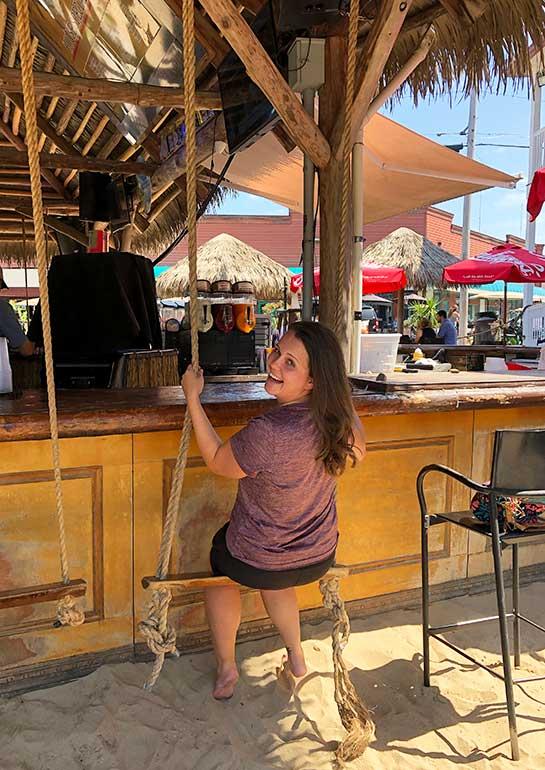 swing bar put in bay ohio