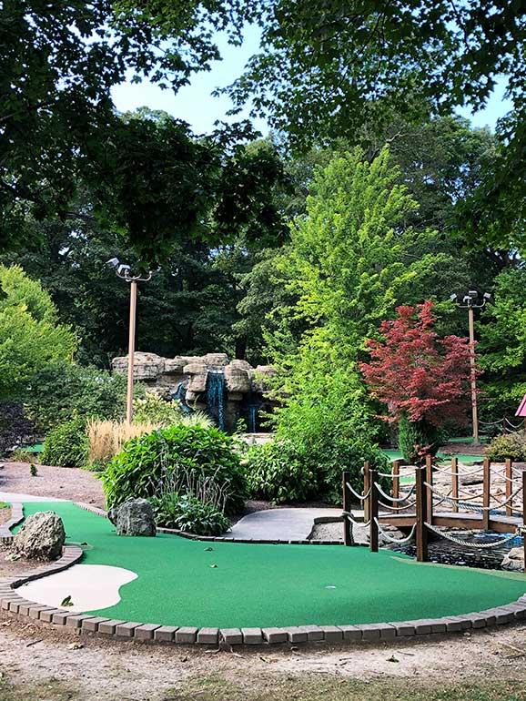 mini golf put-in-bay