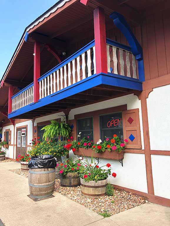 Heinemans winery put-in-bay